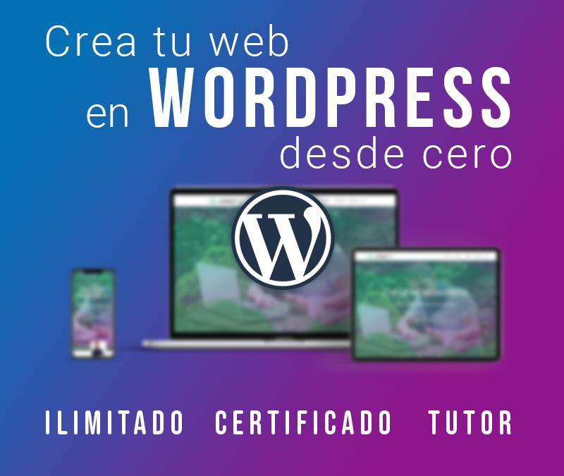 Curso WordPress Fundamentos